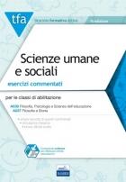 E1 - TFA Scienze umane e sociali