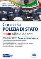 Concorso Polizia di Stato - 1148 Allievi Agenti - Manuale