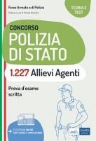 Concorso Polizia di Stato - 1350 Allievi Agenti - Manuale