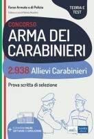 Concorso Allievi Carabinieri Effettivi