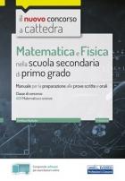 Matematica e Fisica nella scuola secondaria di primo grado